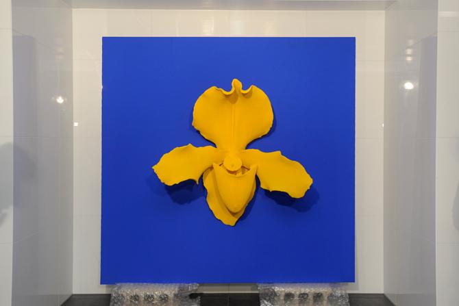 第14回 学生限定・立体アートコンペAAC 2014 最優秀賞「UNTITLED」井田 大介(東京藝術大学大学院 美術研究科 彫刻専攻)