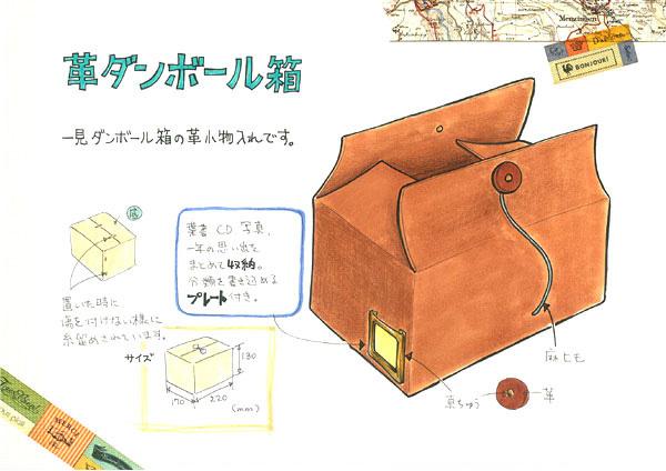 革ダンボール箱