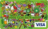 Visaプリペイドカードデザインコンテスト 2015 《学生限定》