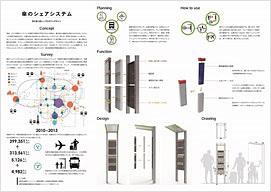 「傘のシェアシステム」