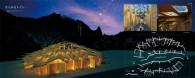 おかやまCLT建築学生デザインコンペ、最優秀賞は京都工芸繊維大学の「そらみるトイレ-拡張されるプライベート-」