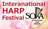 国際ハープフェスティバル 2015 ポスターデザイン募集