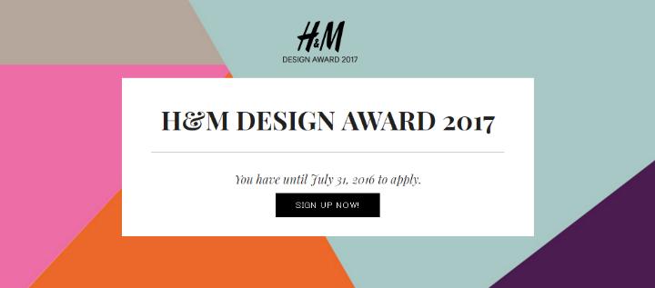 【海外情報】日本の2校を対象とする「H&M DESIGN AWARD 2017」、優勝者には商品化のチャンスも