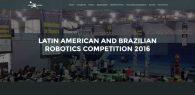 【海外情報】「IEEE中南米ロボット・コンテスト」、日本からの参加チーム募集
