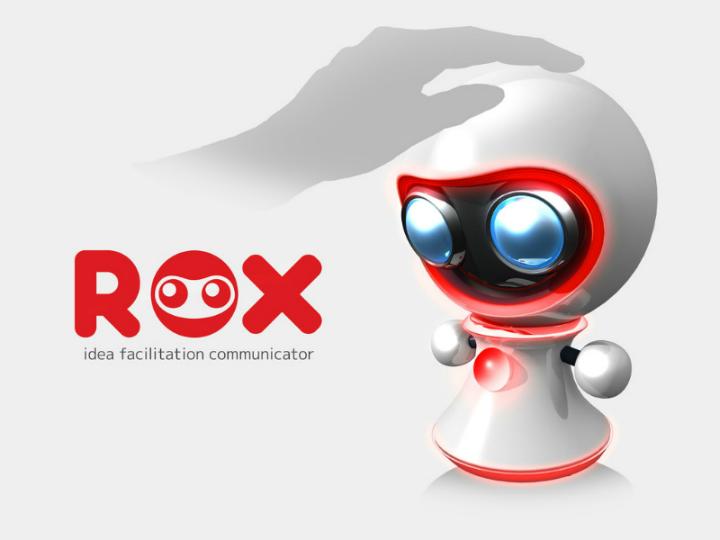 アイディア発想をサポートするfacilitation communicator 【ROX】