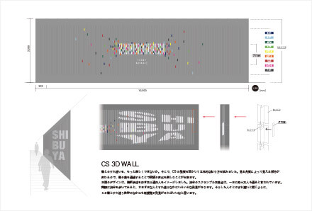 CS 3D WALL