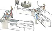 キッチン空間アイデアコンテスト 「こんな人にこんなキッチンを伝えたい」