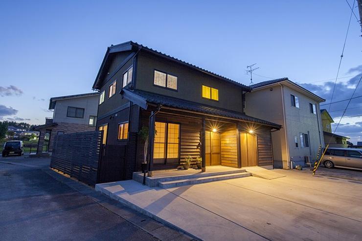 「巣民家」伝統+デザインで永く住み継がれる家