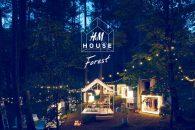 【公募情報】H&Mの世界観を体験できる森、軽井沢の「H&M HOUSE Forest」に世界で1組だけご招待