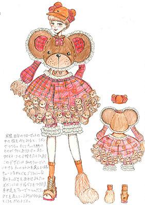 日本最大級のコンテスト情報サイト高校生ファッションデザイン画コンテスト《高校生限定》