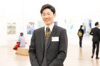 【シェル美術賞受賞者インタビュ-】グランプリ-小川直樹
