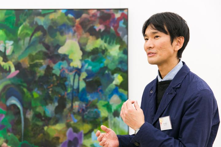 鈴木 浩之(1981年生まれ 東京都在住。名古屋芸術大学大学院美術研究科美術専攻同時代表現研究コース修了)ワンンダーシード2016 入選