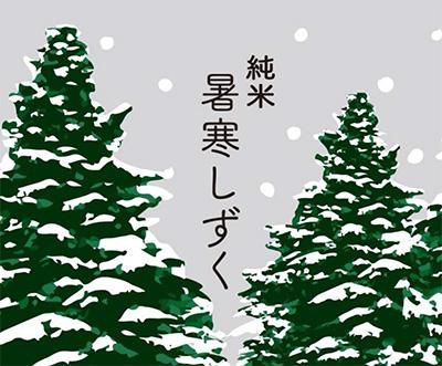 テーマ:深々と降る雪 Snow falls in silence