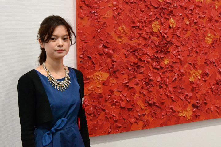 FACE 2017 グランプリ 青木恵美子
