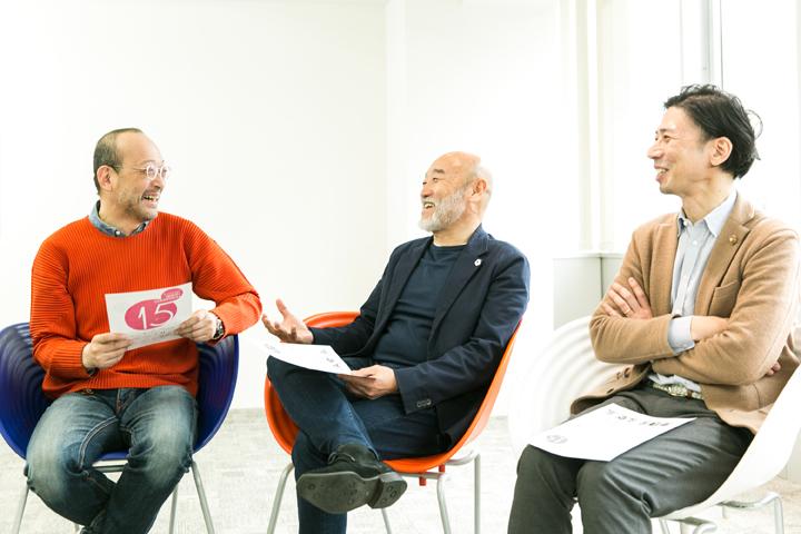 【アッシュコンセプト デザインコンペティション】審査員鼎談 -名児耶秀美、山崎泰、下川一哉