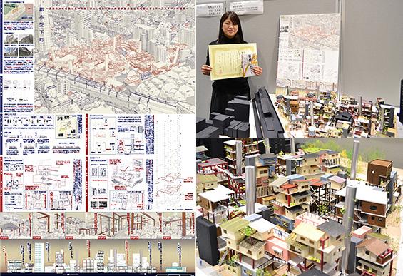都市型下町 ─ 新都市大阪福島における最小限型多拠点居住を可能にするライフスタイルの提案 ─