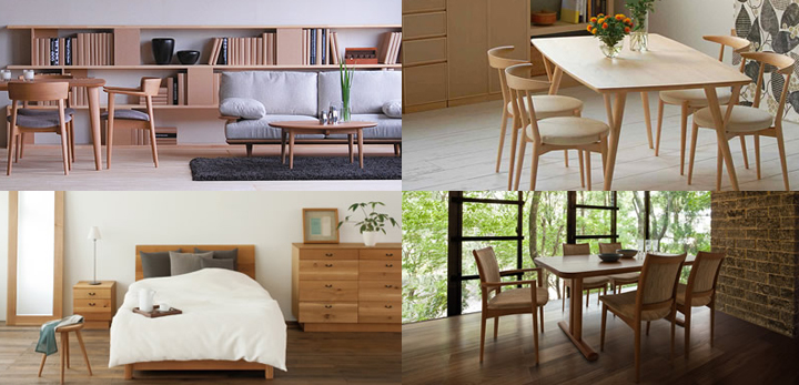 飛騨の家具
