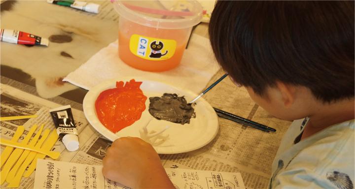 武蔵野美術大学デザイン・ラウンジが夏の子供向けワークショップを東京ミッドタウンにて開催