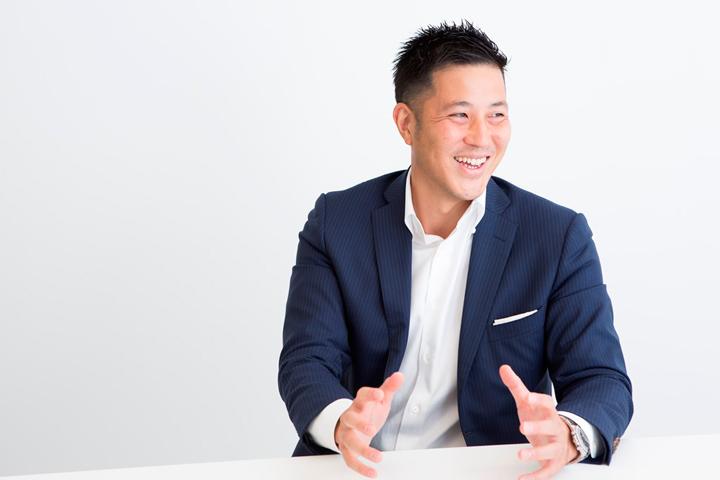 山根太郎 株式会社サンワカンパニー代表取締役社長