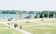 【イベント】「第27回UBEビエンナーレ」が10月1日から開催、いまなら野外彫刻の設置・制作作業の見学も可能