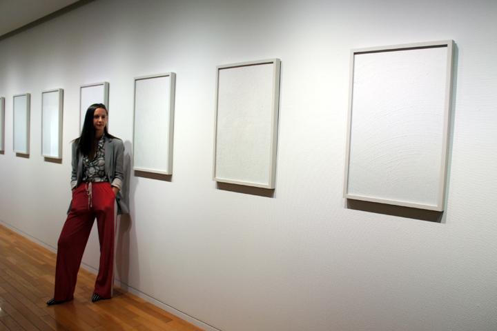 アート部門新人賞「The Wall」/Nina KURTELA
