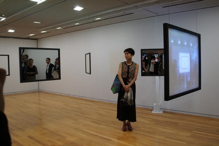 アート部門 新人賞「あなたは、翌日私に会いにそこに戻ってくるでしょう。」津田 道子
