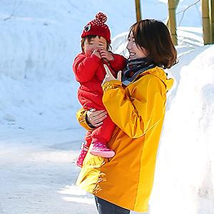 里山と女性を繋ぐ、ちいきの農園ようちえん付き雪国離乳食・おやつ