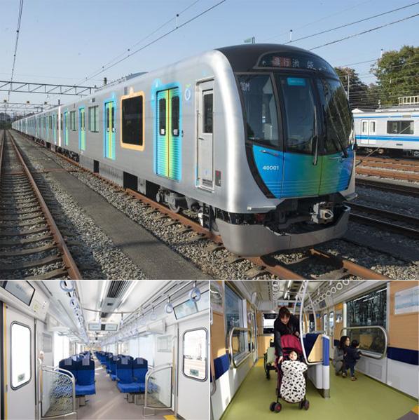 西武鉄道株式会社 新型通勤車両40000系