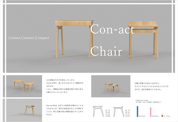 Con-act chair