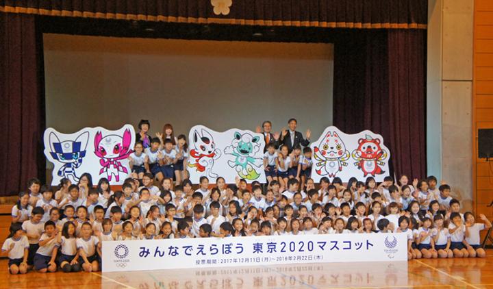 【結果速報】東京2020マスコット最終候補発表!