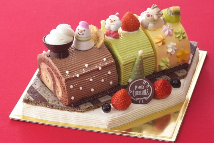 【商品化】銀座コージーコーナー「夢のクリスマスケーキコンテスト」グランプリ受賞作が販売 発案者は6歳