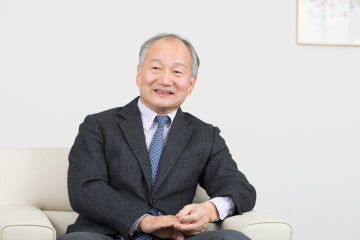 「SRF賞」主催 構造品質保証研究所株式会社 代表取締役社長 五十嵐俊一