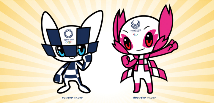 【結果速報】東京2020大会マスコット発表! 20万学級の子どもたちが選定