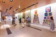 【イベント】「Tokyo Midtown Award 2017」アートコンペ受賞作家の新作が集結!ストリートミュージアム開催中