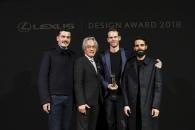 【結果速報】国際デザインコンペ「LEXUS DESIGN AWARD 2018」のグランプリが発表