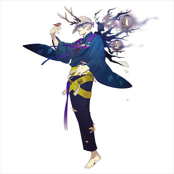 結果発表 第4回 Gikutas イラストコンテスト妖怪 コンテスト