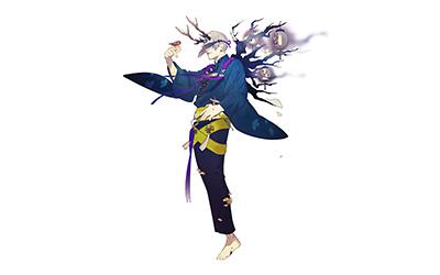 第4回 GIKUTAS イラストコンテスト「妖怪」