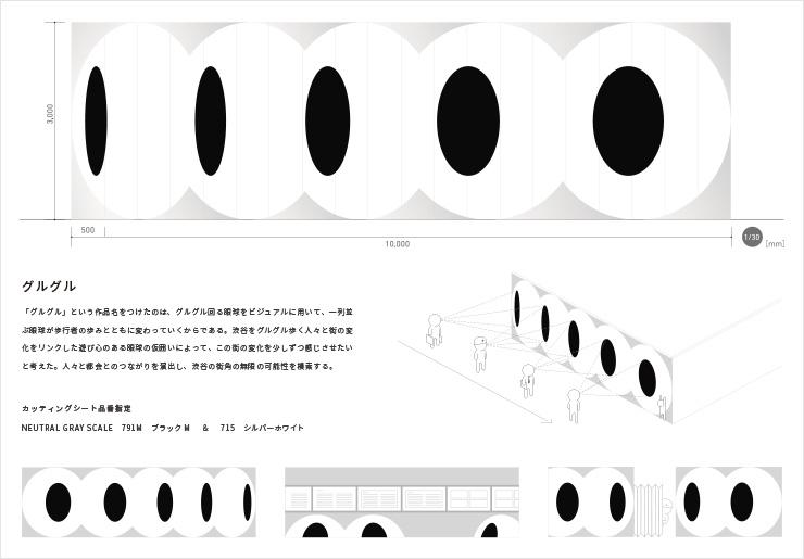 第20回 CSデザイン賞 学生部門 金賞 「グルグル」 シャ・ショウコン(多摩美術大学 環境デザイン)