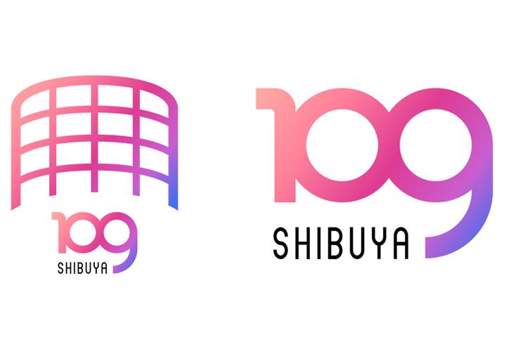 SHIBUYA109新ロゴ
