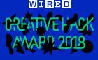 CREATIVE HACK AWARD 2018