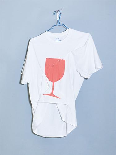 Tシャツの形