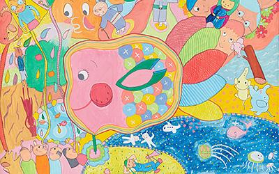 第12回 トヨタ 夢のクルマアートコンテスト《幼児・小学生・中学生限定》