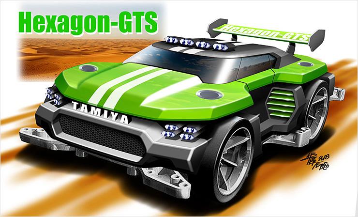 ヘキサゴン-GTS