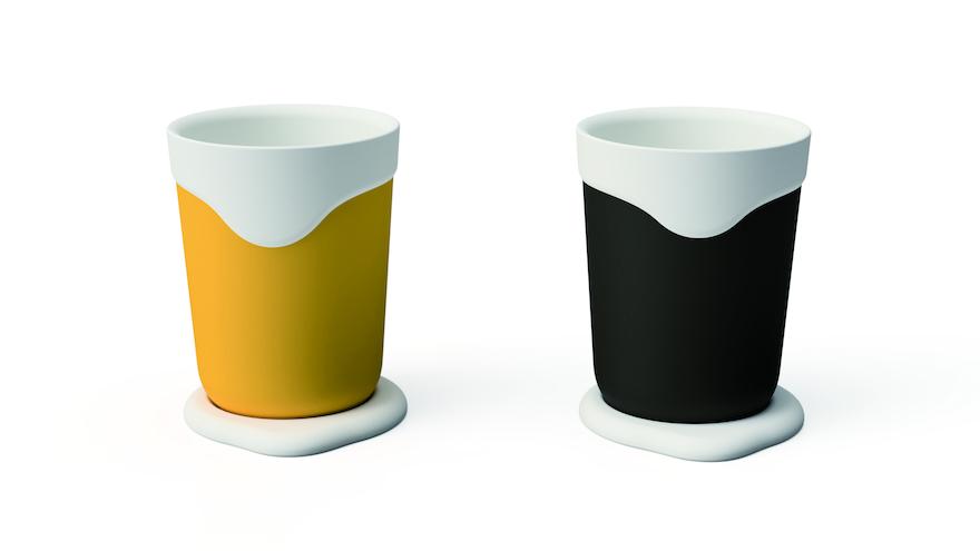 陶器のようなプラスチック素材 [海水のミネラルから生まれたイノベーティブプラスチック NAGORI樹脂] 事業主体名 三井化学株式会社