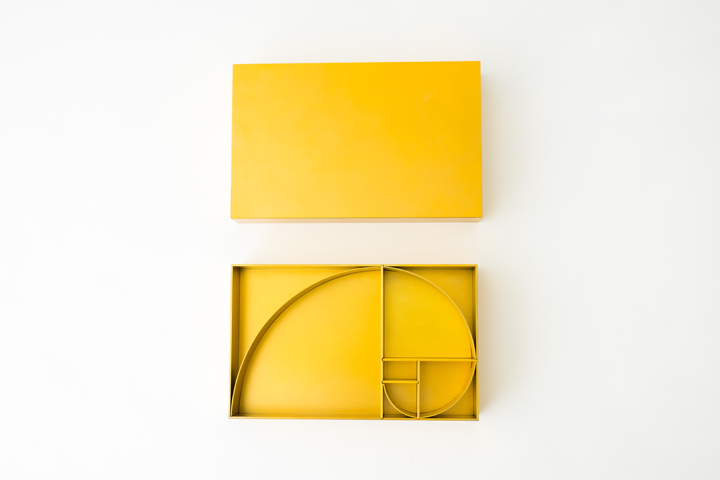Tokyo Midtown Award 2018デザインコンペ グランプリ『黄金比箱』JDS【広川楽馬/迫健太郎/中塩屋祥平】