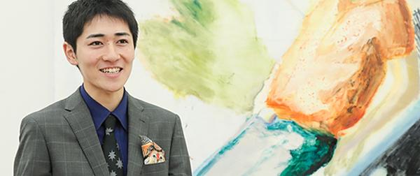 【登竜門】特集:シェル美術賞2018グランプリ 近藤太郎が追う「イメージと自分の関係性」とは?