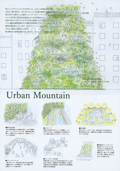 Urban Mountain