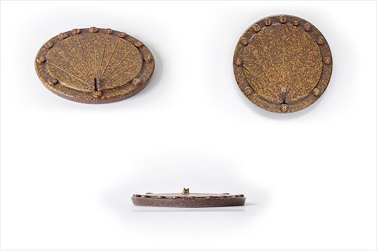 香る日時計(Fragrant sundial)