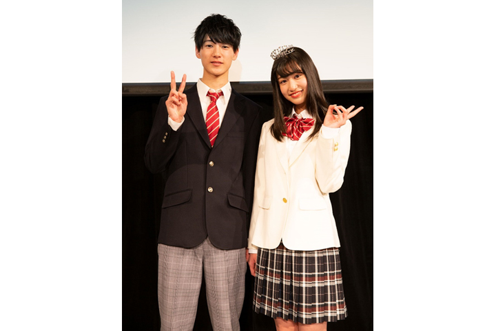第6回日本制服アワード グランプリ写真