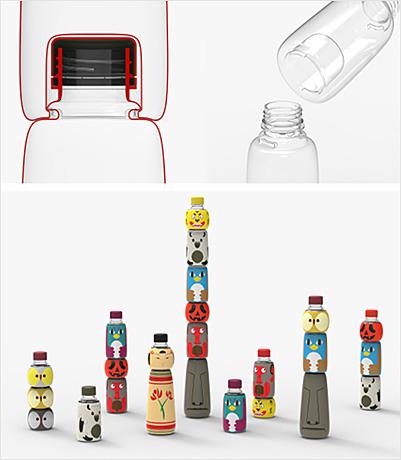 Totem Bottles